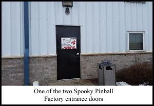 spooky door
